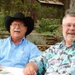 Steve Bacus and Tom O.